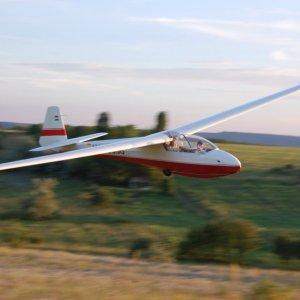 Vitorlázórepülő pilótaképzés