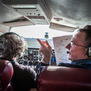 motorosrepülés, pilótaképzés