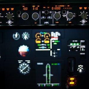repülőgép Szimulátor központ High fly