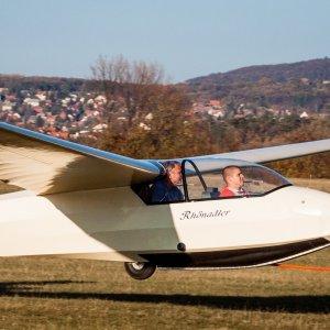 Vitorlázórepülő Pilótaképzés MÁV repülőklub