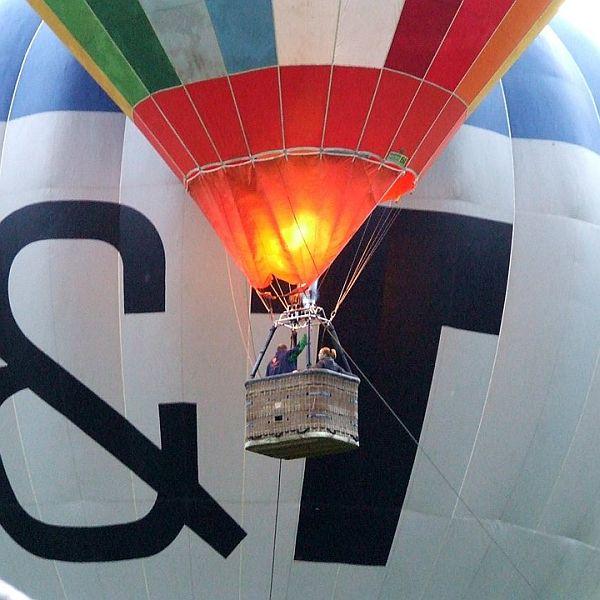 Hőlégballon sétarepülés PhoenixHRE Phoenix Hőlégballon Repülő Egylet Sétarepülés Légireklám