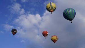 Hőlégballon sétarepülés PhoenixHRE