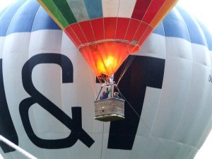 hőlégballon sétarepülés PhoenixHRE: