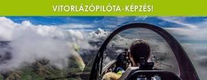 Baranya megyei repülőklub Pécs Vitorlázórepülő pilóta képzés