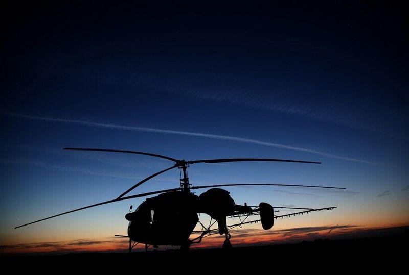 Rózsavölgyi Air Motorosrepülés mezőgazdasági repülés