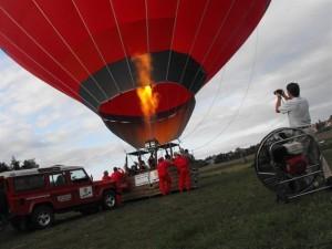Hőlégballon Sétarepülés Hévíz