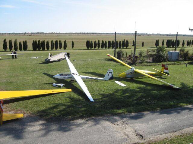 Szombathelyi repülőklub